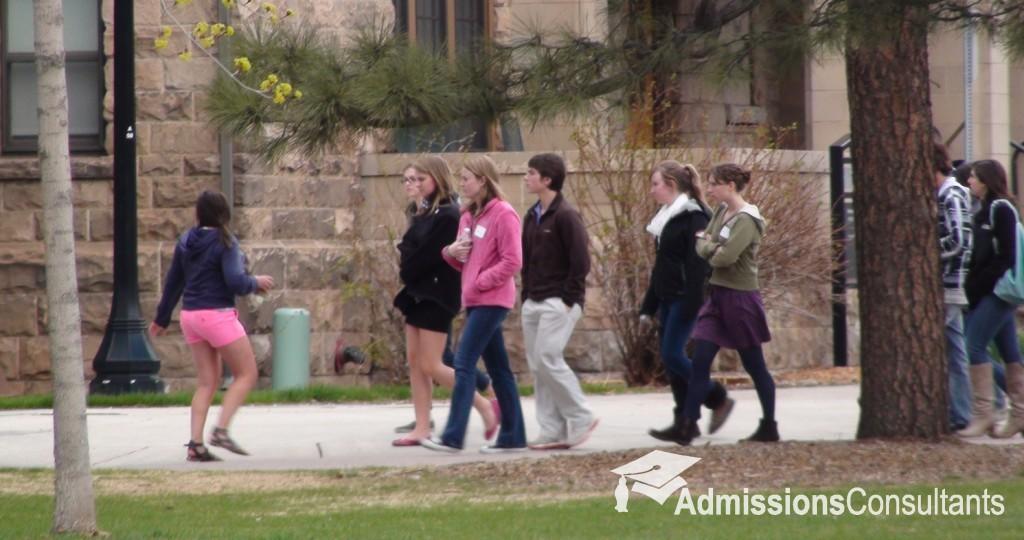 Colorado College students