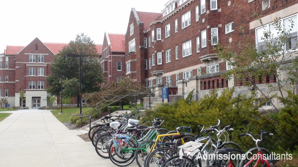 carleton college buildings
