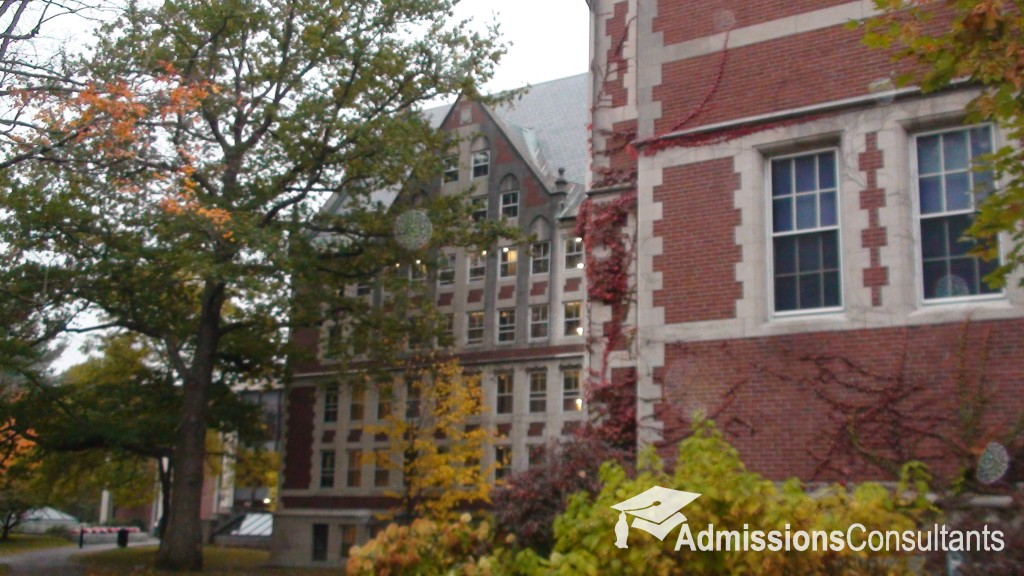 Bowdoin campus