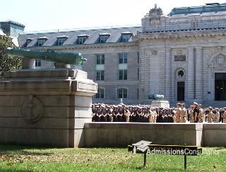 US Naval Academy admission statistics